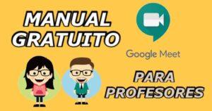 Manual para Google Meet