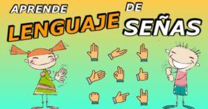 Aprende lenguaje de señas